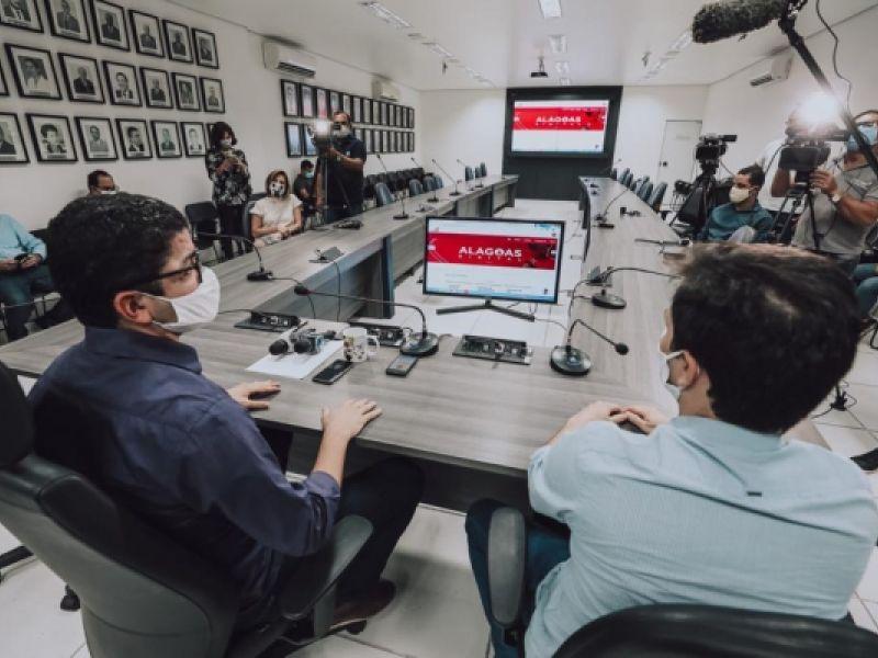 Portal Alagoas Digital reúne serviços que podem ser realizados pela internet