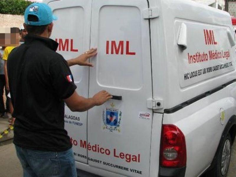 Corpo do sexo masculino é encontrado com marcas de tiro em povoado de Penedo