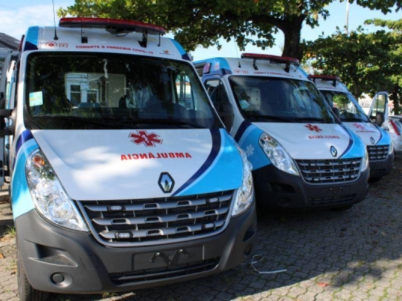 Samu ganha UTI móvel para enfrentamento à Covid-19 no município de Penedo