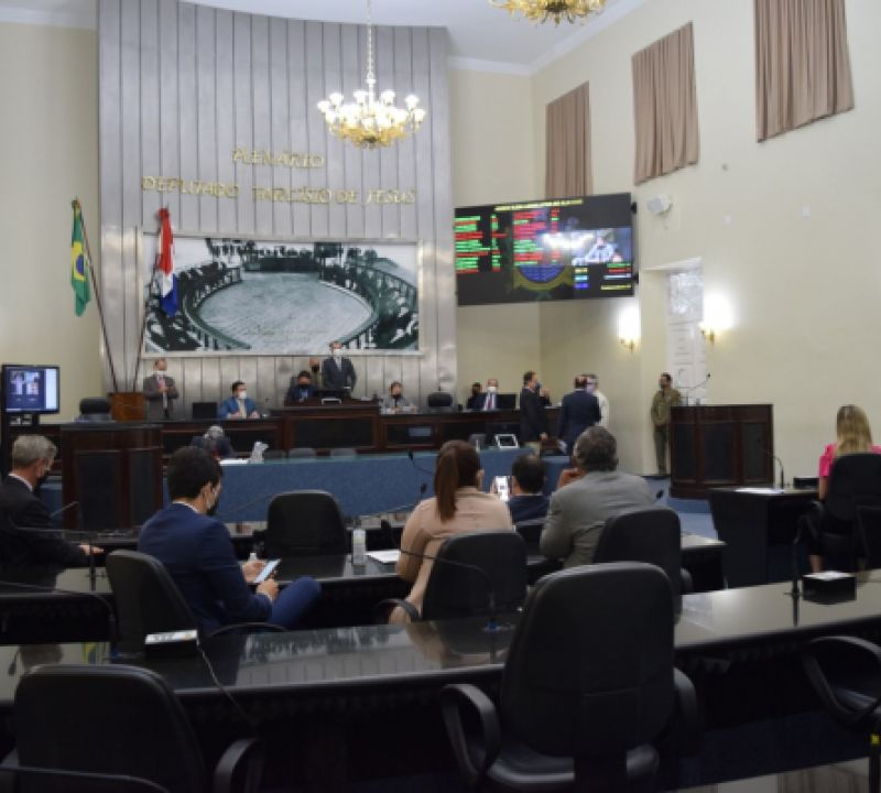 Assembleia de Alagoas elege comissão de deputados para atuar durante o recesso