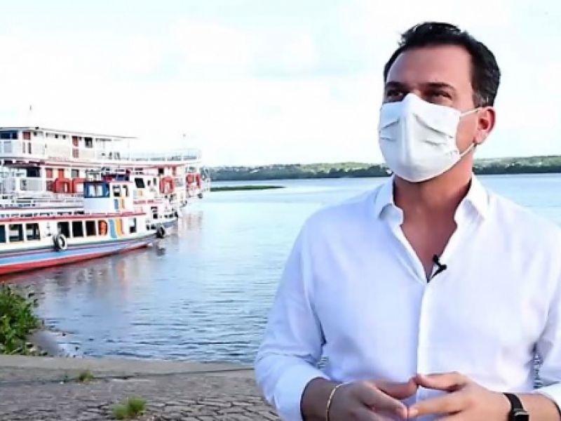 """""""A comunidade precisa entender a gravidade da situação"""", alerta Secretário Marcos Beltrão"""
