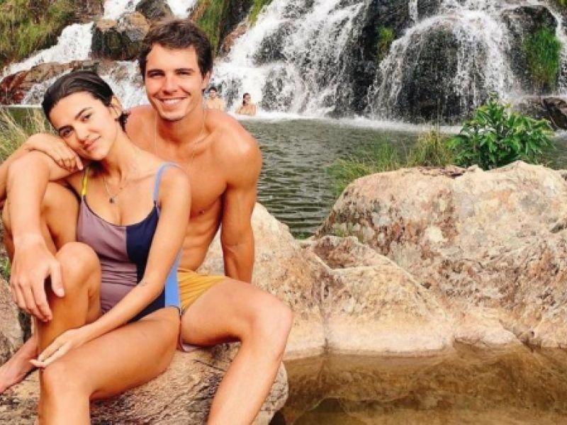 Manu Gavassi e Igor Carvalho terminam namoro que começou durante BBB 20