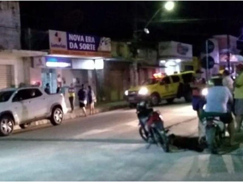 Casa lotérica situada no Centro de São Sebastião é invadida por criminosos