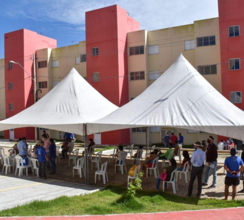 Prefeitura convoca 29 famílias do cadastro reserva para o Vale do Parnaíba