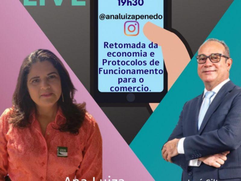 Especialista penedense discutirá medidas para retomada da economia pós-pandemia