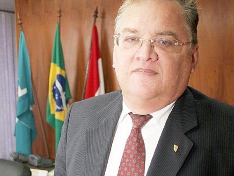 Vice-prefeito de Penedo, Ronaldo Lopes, lamenta morte de Isnaldo Bulhões