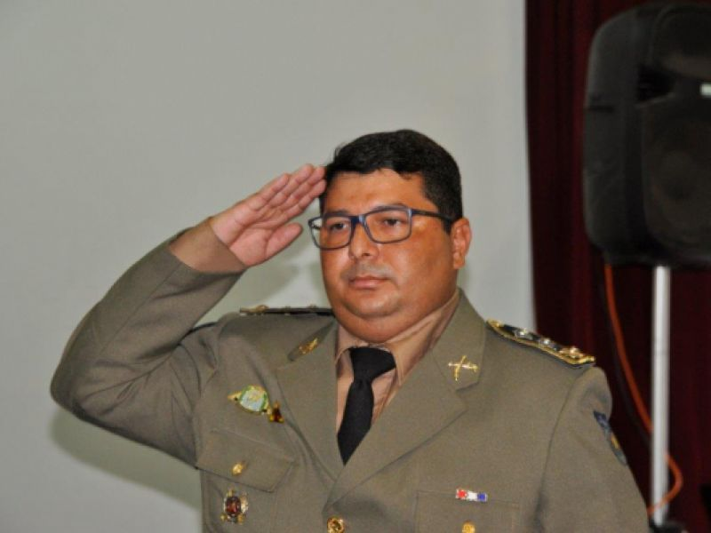 Comandante do 11º BPM, sediado em Penedo, é promovido ao posto de tenente coronel