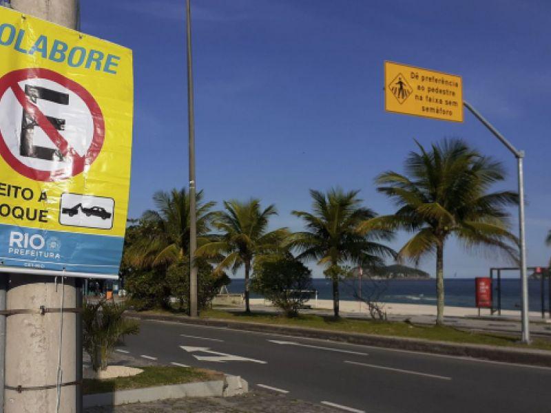 Rio de Janeiro amplia horário de shoppings e reabre ruas de lazer