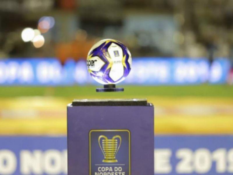 CBF divulga tabela detalhada do retorno da Copa do Nordeste 2020
