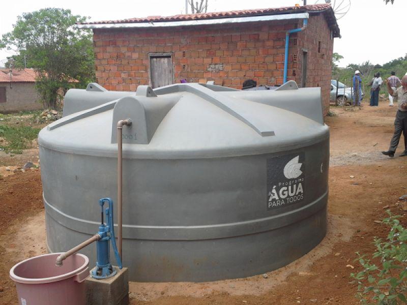 Codevasf deve apurar denúncia de venda de cisternas em povoado de Igreja Nova