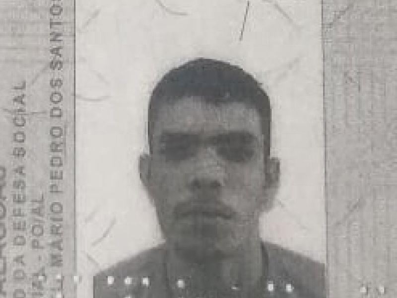 Jovem encontrado morto em Penedo estava desaparecido desde a última sexta, 24