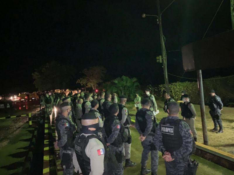 Polícia deflagra operação contra organização criminosa envolvida em diversos crimes em Penedo