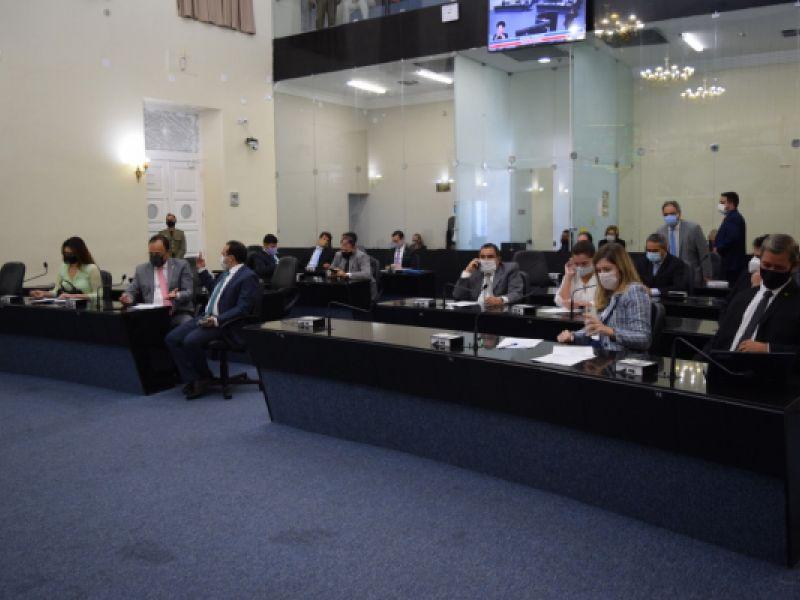 Assembleia convida secretários para apresentarem atual cenário do enfrentamento à pandemia em Alagoas