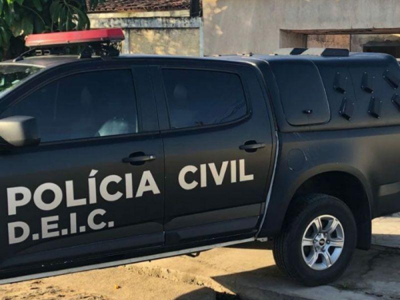DEIC prende na Bahia dupla acusada de arrombamento de bancos em Alagoas