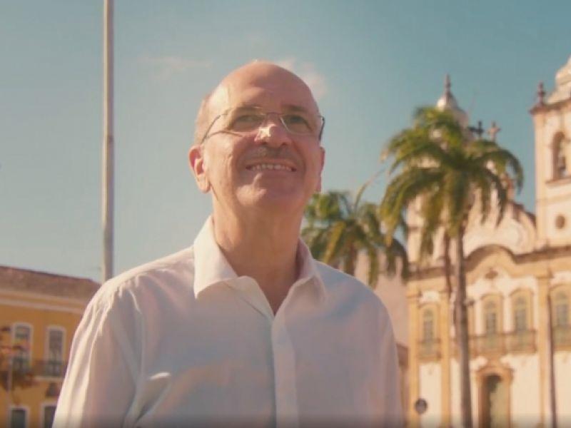 Após se curar da covid-19, vice-prefeito Ronaldo Lopes retoma agenda de trabalho
