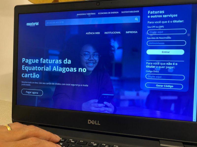 ATENDIMENTO EM CASA: Conheça o novo site e aplicativo da Equatorial Alagoas