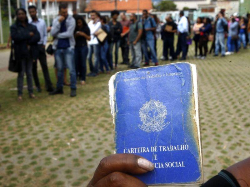 Índice de desemprego assusta em Alagoas