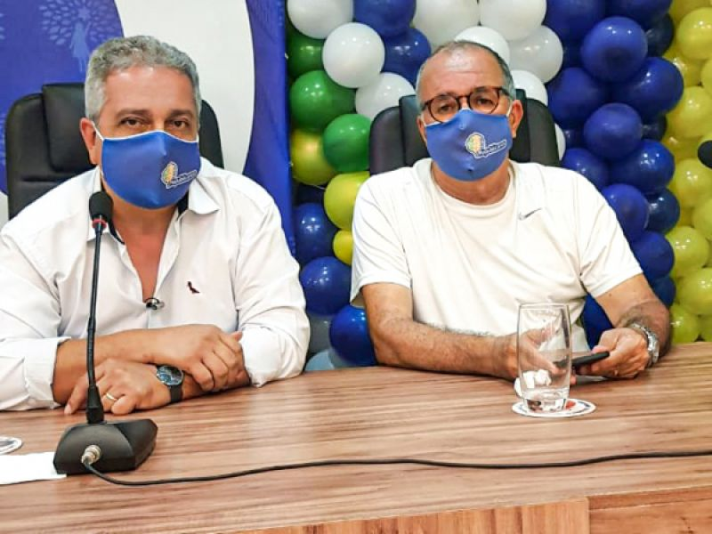 Dr. Tico confirma candidatura a prefeito durante convenção em Penedo