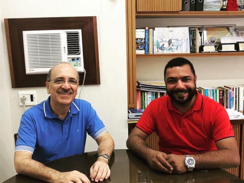 Ronaldo Lopes anuncia vice-prefeito de Penedo na chapa do MDB