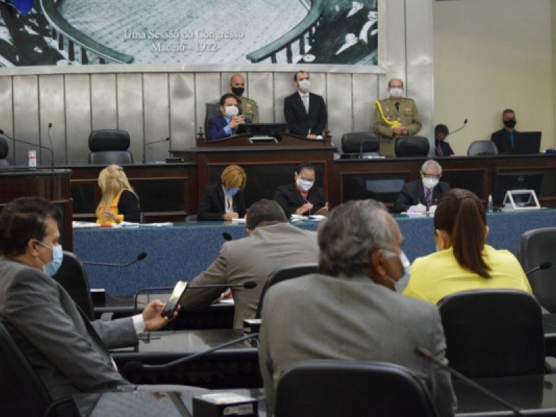 Assembleia Legislativa: mais quatro comarcas em Alagoas serão de 2ª entrância