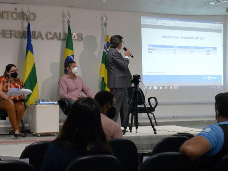 Avanços no Ideb: Desempenho do Ensino Médio Integral cresce 12,2% em Sergipe