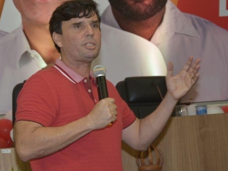 """""""Antes de querer administrar uma cidade é preciso estudar"""", declara Március Beltrão"""