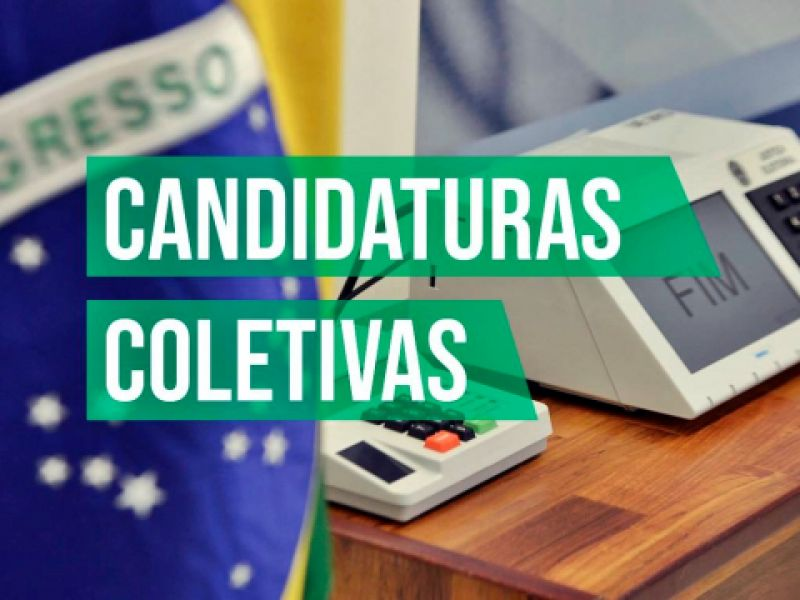 É preciso regulamentar as candidaturas coletivas