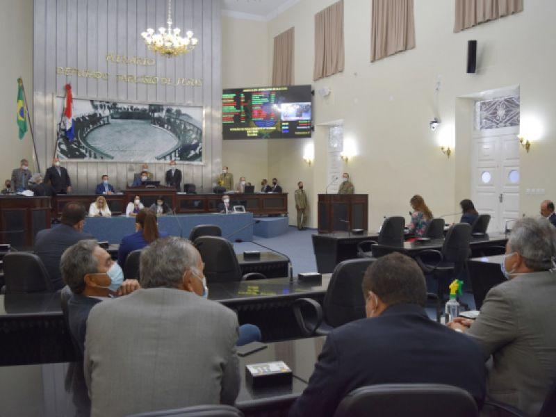 Assembleia Legislativa cria a Frente Parlamentar em Defesa dos Consórcios Públicos