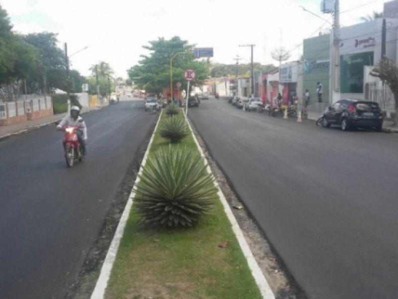 Ordem de serviço de programa que asfaltará ruas de Penedo será assinada nesta quinta, 24
