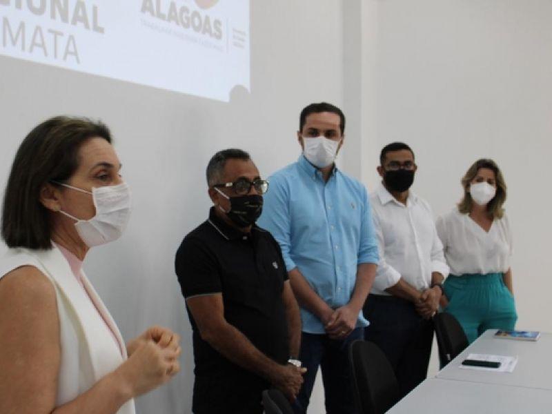 Sesau: Secretário apresenta perfil assistencial do Hospital Regional da Mata