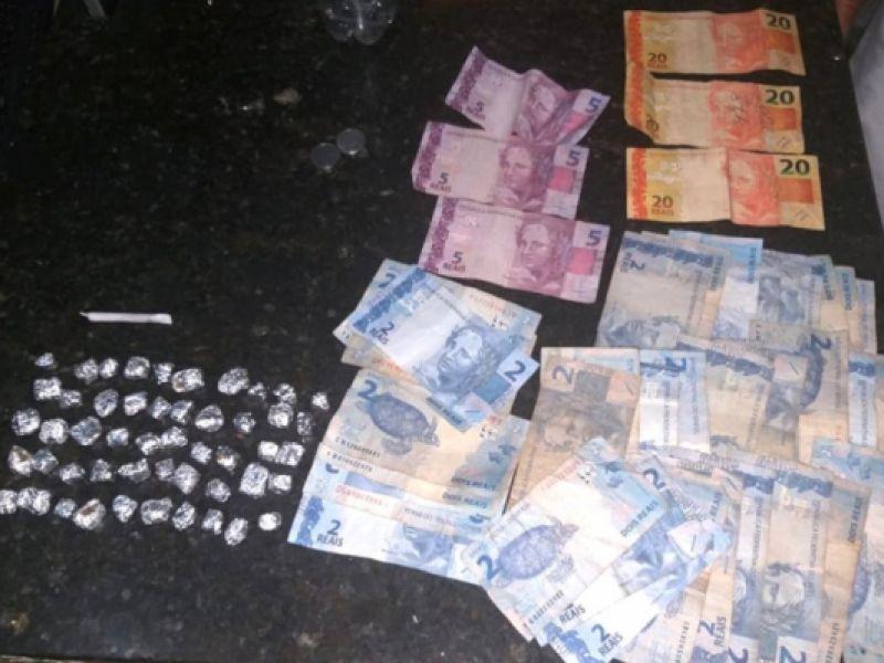 Jovem de 23 anos é preso por tráfico de entorpecentes em Neópolis-SE