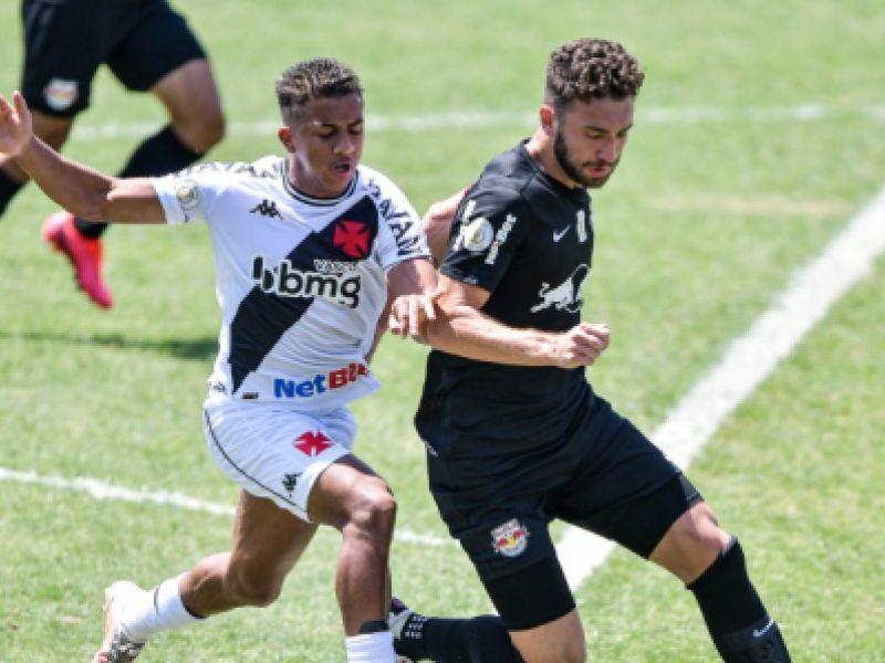 Vasco e RB Bragantino empatam pela 12ª rodada do Campeonato Brasileiro