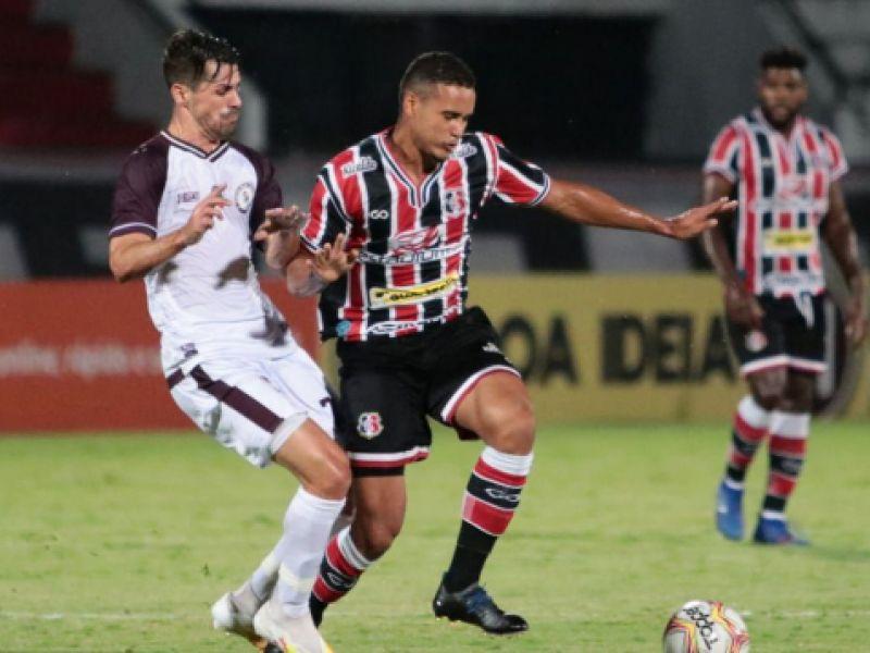 Série C: Santa Cruz e Jacuipense-BA empatam no Arruda