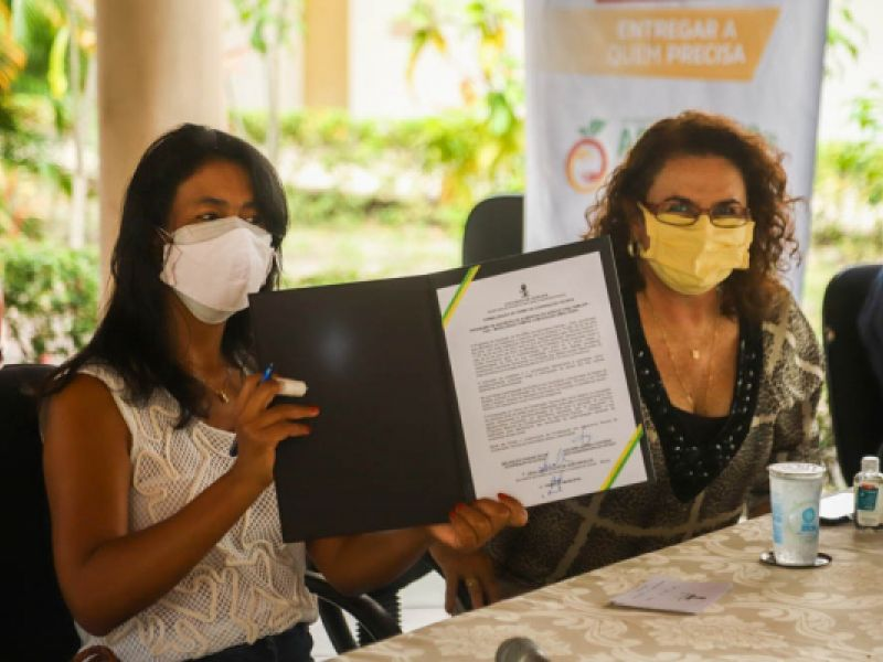 Governo firma cooperação para execução do Programa de Aquisição de Alimentos