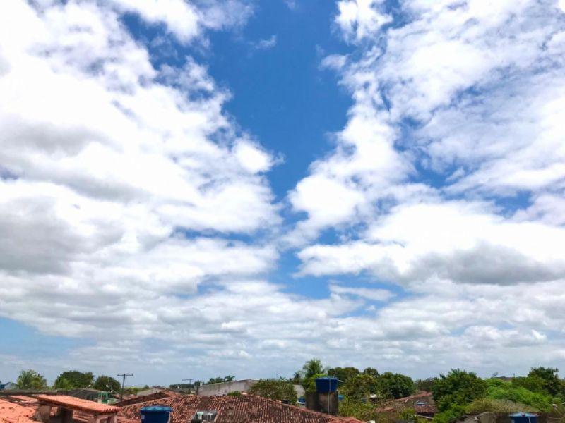 Fim de semana em Alagoas deve ser de tempo seco e instável, aponta a Sala de Alerta