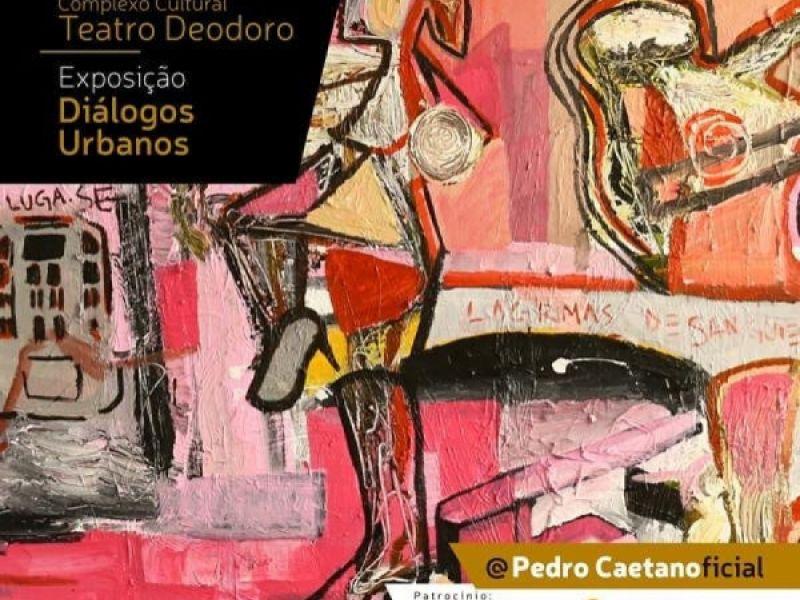 'Diálogos Urbanos' é a primeira exposição virtual do Complexo Cultural Teatro Deodoro