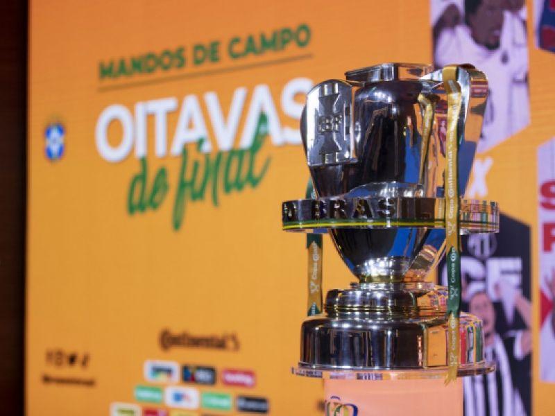 Copa do Brasil 2020: CBF divulga tabela detalhada das oitavas de final