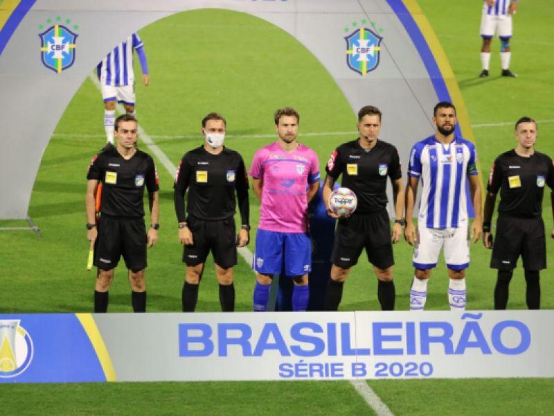 Avaí e CSA empatam pela 16ª rodada da Série B do Campeonato Brasileiro