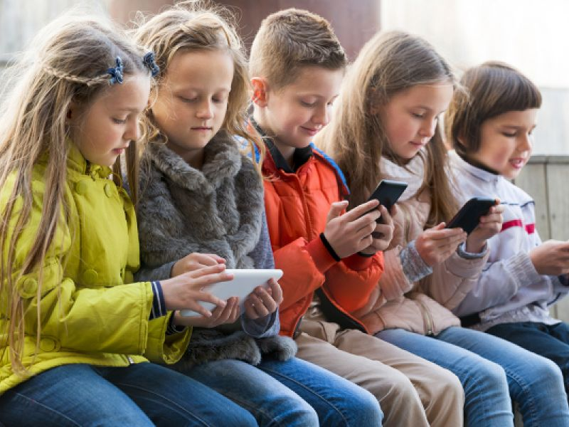 Demência causada por jogos de Celular