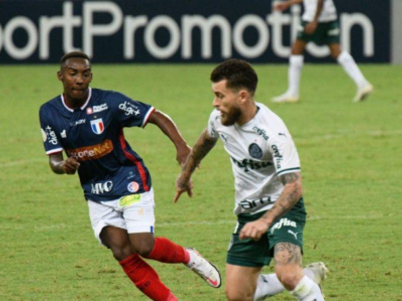 Fortaleza vence o Palmeiras em casa e ampliar sequência positiva