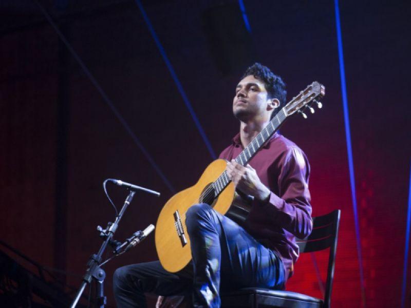 Alagoano venceu concurso nacional de violão