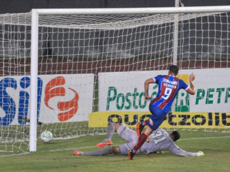 Bahia vence de virada o Atlético-MG e sai do Z-4 do Campeonato Brasileiro