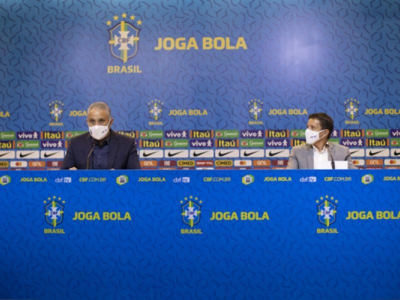 Técnico Tite divulgará lista de convocados para a Seleção Brasileira nesta sexta