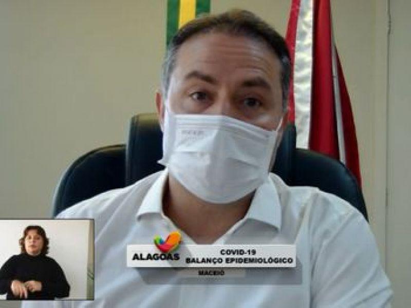 Governador anuncia data de retorno das aulas presenciais de adultos em Alagoas