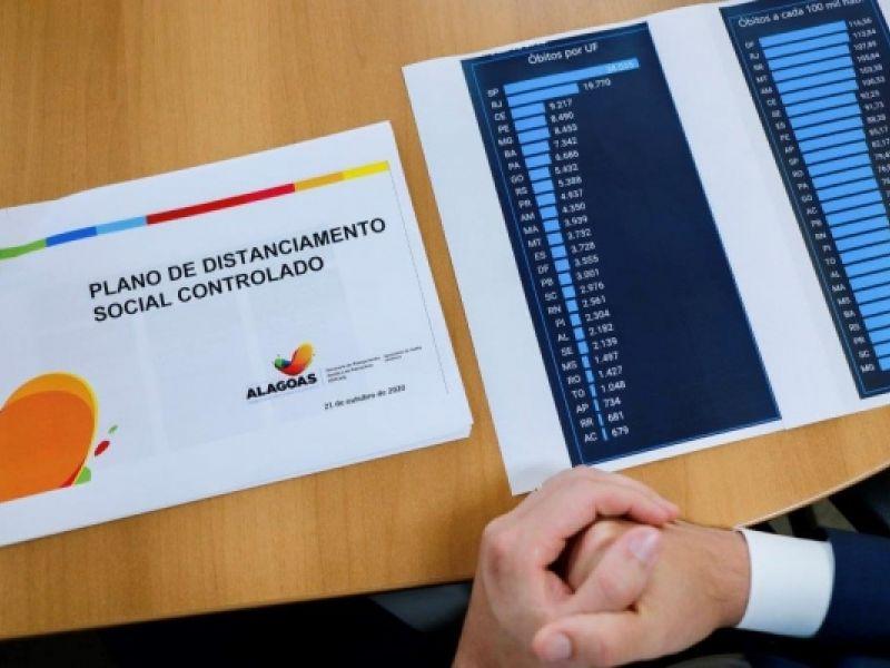 Decreto autoriza o retorno do ensino para adultos em Alagoas; confira os detalhes