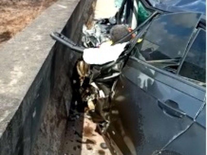 Acidente com dois veículos deixa duas pessoas mortas em Junqueiro