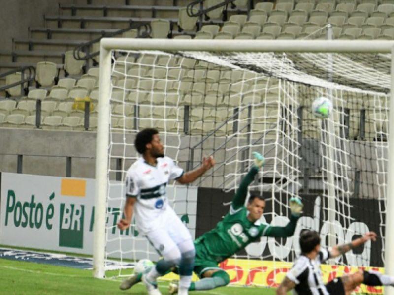 Ceará vence o Coritiba de virada pela 18ª rodada do Campeonato Brasileiro