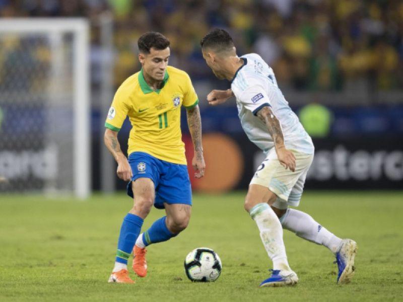 Brasil x Argentina pelas Eliminatórias da Copa será na Arena Pernambuco