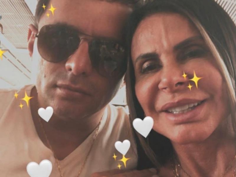 Gretchen se revolta com haters no Instagram: 'Ficam gorando meu casamento'