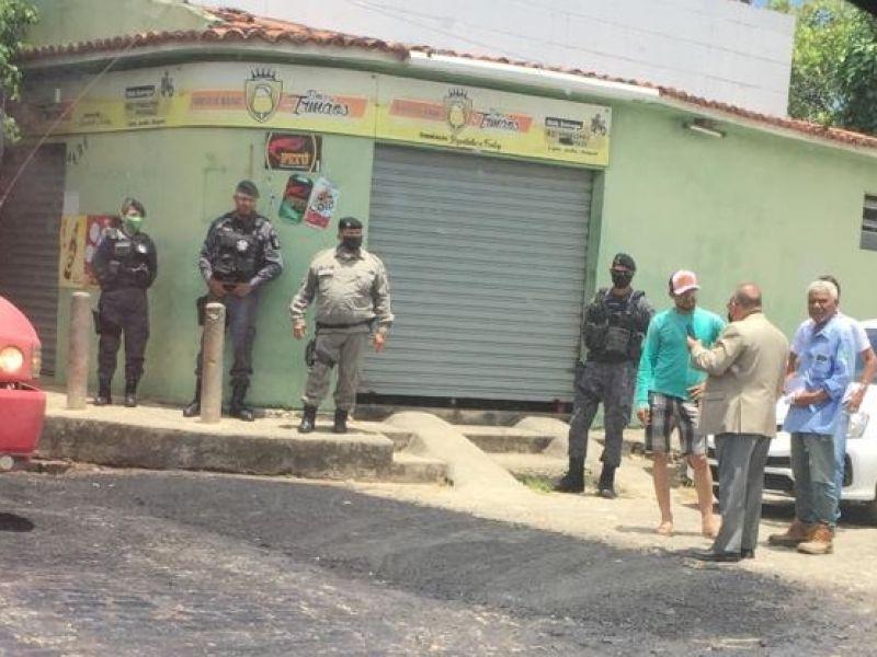 Atendendo a pedido da candidata Ivana Toledo, Justiça determina paralisação de obras em Penedo